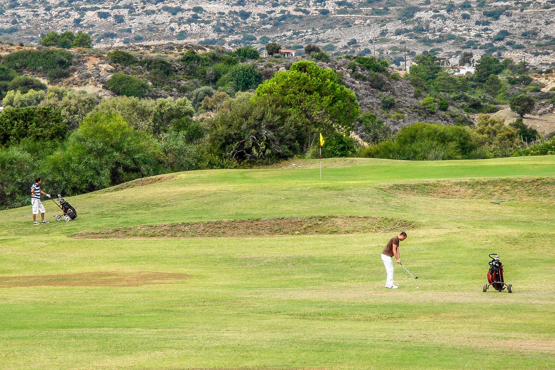 Afandou Golf Course